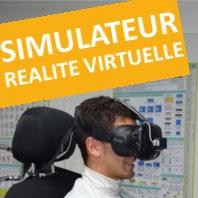 Simulateur de Conduite unique en Europe