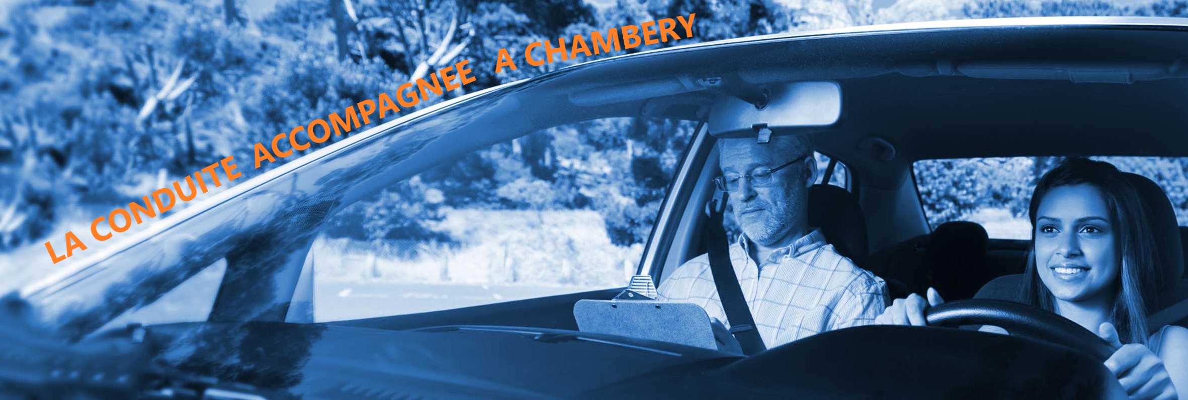 Passer son permis en conduite accompagnée à Chambéry - l' auto ecole Drive Innov vous dit tout