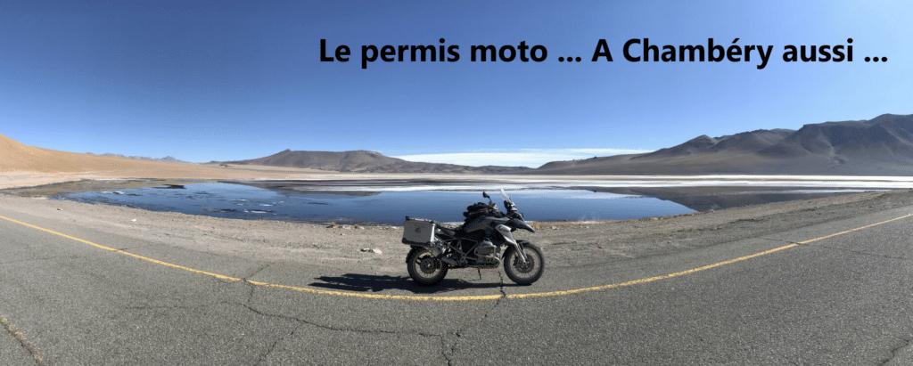 Passer le permis moto à Chambéry - vu sur le lac du bourget à CHAMBERY - l'auto-école chambéry Drive Innov vous dit tout