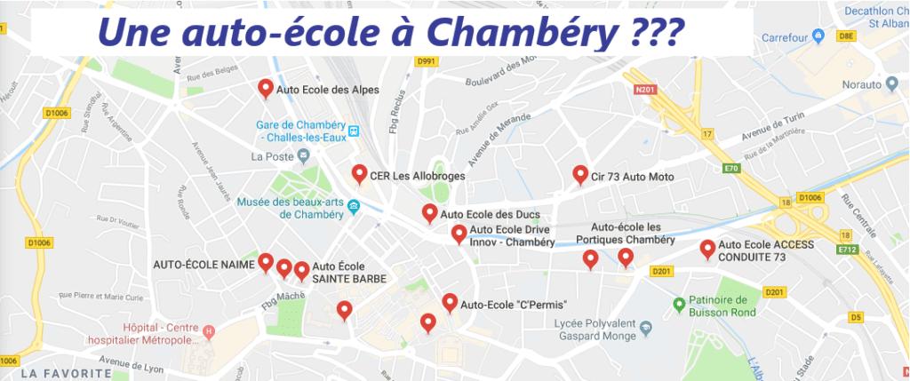 comment choisir son auto-école à Chambéry - l'auto ecole Drive Innov vous explique pour que vous soyez au courant - votre auto école au 28 rue st François de Sales 73000 Chambéry